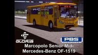 Marcopolo Senior Midi Mercedes-Benz OF-1519 – Proton Bus Simulator