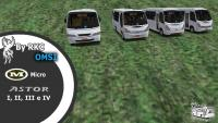 Maxibus Pack – OMSI 1e2