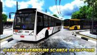 [OMSI 2] JABAQUARA X PIRAPORINHA Caio Millennium II Scania K270UB 6×2 Voith METRA SP
