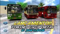 [OMSI 2] LANÇAMENTO!! TORINO GV 3P 1995 FORD,VOLKS E MERCEDES PADRÃO SÃO LUIZ BY JOHN GLADSON