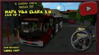 [OMSI 2] – Mapa Vila Clara V3 – LINHA 6019 – DFGT Skin Editada!!