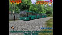 .W.I.P. Marcopolo Viale Biarticulado Volvo B10M .W.I.P. OMSI 2