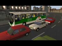 OMSI2 GamePlay Barra de direção quebrou Marcopolo Torino 2007 – MBB – padrões RECIFE