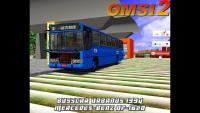 Busscar Urbanus 1994 Mercedes-Benz OF-1620 – OMSI 2
