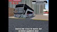 Busscar Vissta Buss DD Scania K400IB 8×2 Proton Bus Simulator Road