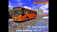 CAIO Apache Vip IV (RI001 – Auto Viação Redentor/623 – PARQUE INDUSTRIAL) OMSI 2