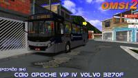 CAIO Apache Vip IV Volvo B270F (PADRÃO BH) OMSI 2