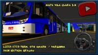 [OMSI 2] – MAPA VILA CLARA 3.0 – LINHA 6960 T. STO AMARO/T.VARGINHA – DFGT
