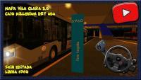 [OMSI 2] – MAPA VILA CLARA 3.0 – LINHA 6960 T.VARGINHA/ T. STO AMARO – DFGT