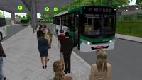OMSI2 GamePlay Horario da Tarde Saindo do Bairro Ônibus lotou, L8016 Map SP Area 1