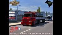 Vida de Caminheiro primeiro emprego Euro Truck Simulator 2 (1.35)