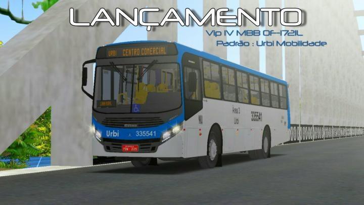 LANÇAMENTO – Caio Apache Vip IV MB OF-1721L BlueTec5 Padrão Urbi (DF)