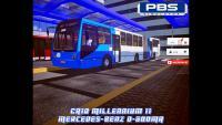CAIO Millennium II Mercedes-Benz O-500MA – Proton Bus Simulator