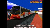 Comil Svelto 2000 Mercedes-Benz OF-1721 – OMSI 2