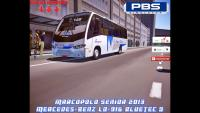 Marcopolo Senior 2013 Mercedes-Benz LO-916 BlueTec 5 – Proton Bus Simulator