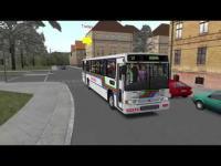 OMSI2 GamePlay Mapa Campo Grande 17 L37 Sentido Parque dos Estados Torino GV da Santa Maria Natal/RN