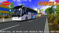 Lançamento!! Mapa Sul de Minas Com Neobus New Road 360 N10 OMSI 2
