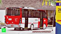 [OMSI 2] LANÇAMENTO Bepobus Nàscere AGRALE e VW padrão SP  AC +G27 – Allibus Transp.  projeto METRA