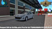 Peugeot 308 de Curitiba para Piraí Do Sul (TRABALHANDO DE BLABLACAR)