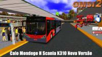 Caio Mondego H Scania K310 Nova Versão OMSI 2