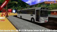 Lançamento do Caio Apache Vip 2 MB OF-1722M Padrão Jabour By:MT e Ryan Freitas OMSI 2