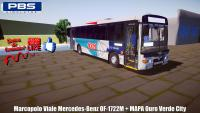 Marcopolo Viale Mercedes-Benz OF-1722M + MAPA Ouro Verde City Proton Bus Simulator