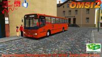 Busscar Urbanuss Mercedes-Benz OF-1721 (GA103 – Viação Cidade Sorriso) OMSI 2