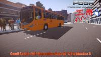 Comil Svelto 2012 Mercedes-Benz OF-1721L BlueTec 5 (Proton Bus Simulator)