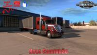 Novo Caminhão no American Truck Simulator