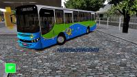 [OMSI 2] Caio Apache Vip II BRT 5P mb of-1722m indo pro T. Jardim América +G27 – Viação Serrana