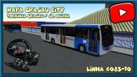 [OMSI 2] – MAPA Grajaú City – LINHA 6083 – MEGA NEOBUS – G29