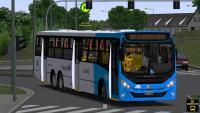 OMSI 2 – Mascarello Gran Via Volvo B270F 6×2   Projekt Szczecin [G29]
