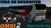 VIDA DE BUSDRIVER 🗺️🚌   Mapa Carrão City 3.0   (OMSI 2) (#3) PT-BR