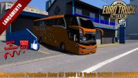 (LANÇAMENTO) Marcopolo Paradiso New G7 1600 LD Volvo B420R CD3DSHOP (ETS 2 Para V.1.36)