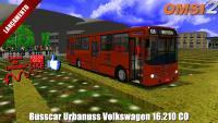 Lançando Busscar Urbanuss Volkswagen 16.210 CO (OMSI 2)