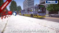 Lançando o Torino 99 Scania F94 Articulado (Proton Bus Simulator)