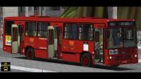 OMSI 2 – Marcopolo Torino GV Ford B1618 | Mapa Minas Vale Urbano [G29]