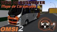VIDA DE BUSDRIVER 🗺️🚌 | Mapa de Carapicuíba | (OMSI 2) (#2) PT-BR