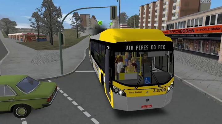 Mapa Carrão City L263c Caio Millennium BRT JK GAMES NATAL