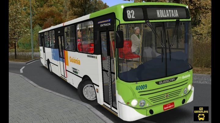 OMSI 2 – Busscar Urbanuss 98 VW 16.210 CO │ Fikcyjny Szczecin [G29]