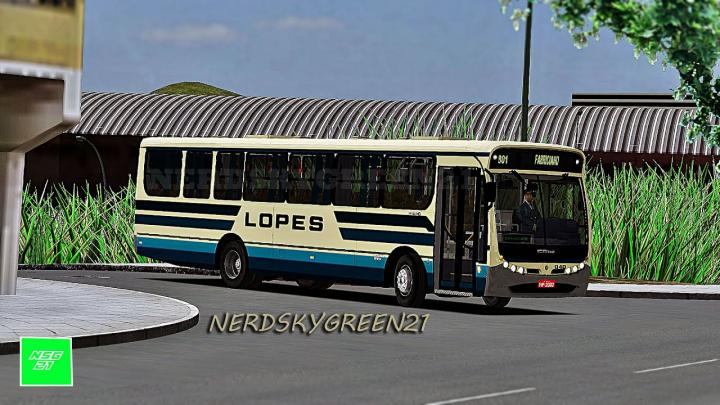 [OMSI 2] LANÇAMENTO MAPA VALE DO AÇO 3.0 + VIP I INTERCITY VW 17.210 EOD +G27 – LOPES | +DOWNLOAD