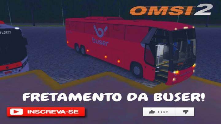 OMSI 2 – Primeira viagem de Buser!