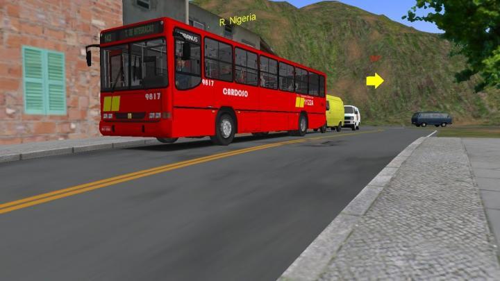 Omsi – Mapa Vale do Aço 3.0 – Urbanus 94 – Scania 113 – G27