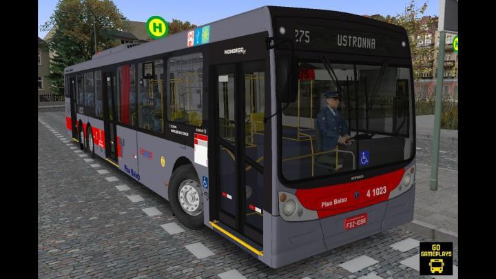 OMSI 2 – Caio Mondego H Scania K310UB 6×2 │Fikcyjny Szczecin [G29]