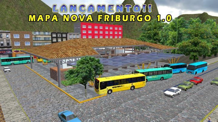 [OMSI 2] LANÇAMENTO MAPA DE NOVA FRIBURGO 1.0 BAY- VICTOR HUGO AGUIAR