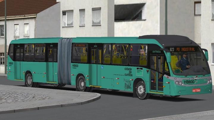 Mega BRT 2011 Volvo B12M
