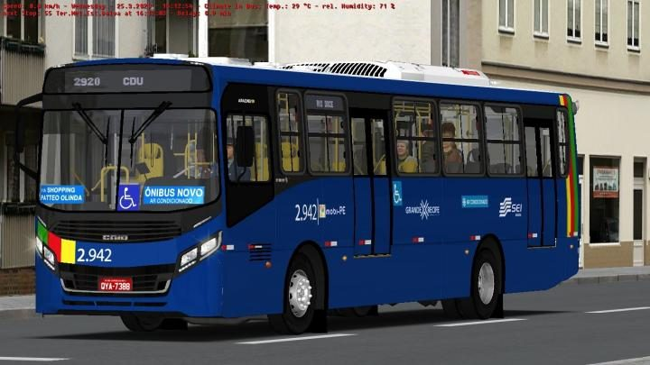 Caio Apache Vip IV Podium BRT Recife by LucianoJr