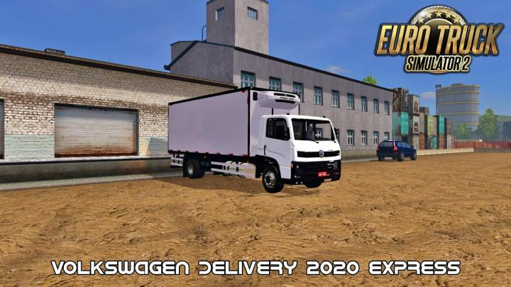 🔴ETS 2 – Volkswagen Delivery 2020 Express