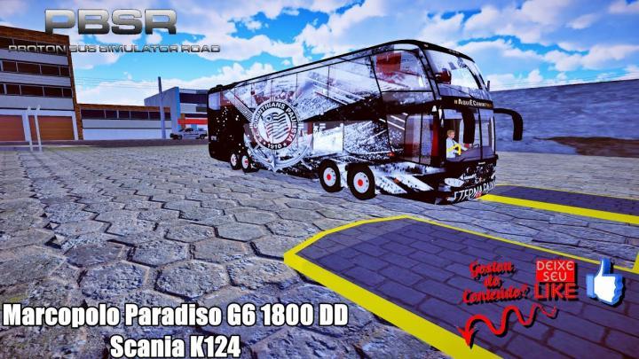 🔴Marcopolo Paradiso G6 1800 DD Scania K124 – Proton Bus Simulator Road🔴