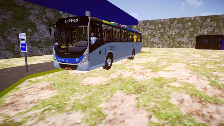Marcopolo Torino 2014 Volvo B270F – Proton Bus Simulator